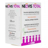 Neovis Total Solution Ophtalmique Lubrifiante Pour Instillation Oculaire 30 Unidose 0,4ml à SAINT-PRIEST