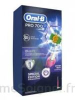 Oral B Professional Care 700 Brosse dents white and clean B/1 à SAINT-PRIEST