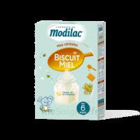 Modilac Céréales Farine Biscuit miel à partir de 6 mois B/300g à SAINT-PRIEST