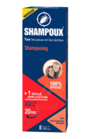Gifrer Shampoux Shampooing 100ml à SAINT-PRIEST