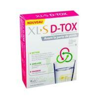 XL-S Dtox Poudre orale 8 Sachets à SAINT-PRIEST