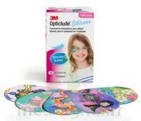 OPTICLUDE DESIGN GIRL Pansements orthoptiques silicone maxi 5,7x8cm B/50 à SAINT-PRIEST