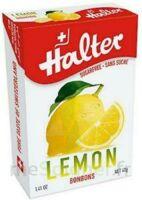 Halter sans sucre Bonbon citron B/40g à SAINT-PRIEST