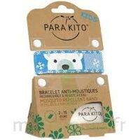 Para'kito Kids Bracelet Répulsif Anti-moustique Polar Bear à SAINT-PRIEST