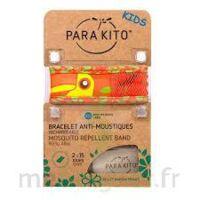 Para'kito Kids Bracelet Répulsif Anti-moustique Toucan à SAINT-PRIEST
