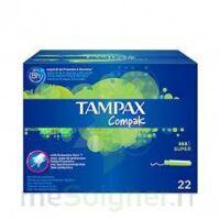 Tampax Compak - Tampon Super à SAINT-PRIEST