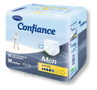Confiance Men Slip absorbant jetable absorption 5 Gouttes Medium Sachet/8