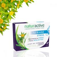 Naturactive Seriane Stress 30gélules à SAINT-PRIEST