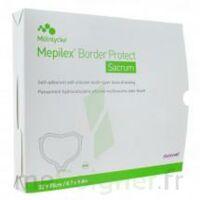 Mepilex Border Sacrum Protect Pansement hydrocellulaire siliconé 22x25cm B/10 à SAINT-PRIEST
