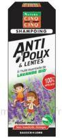 Cinq sur Cinq Natura Shampooing anti-poux lentes lavande 100ml à SAINT-PRIEST