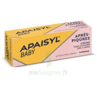 Apaisyl Baby Crème irritations picotements 30ml à SAINT-PRIEST