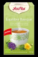 Yogi Tea Equilibre Basique 17 sachets à SAINT-PRIEST