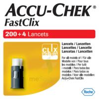 Accu-chek Fastclix Lancettes B/204 à SAINT-PRIEST