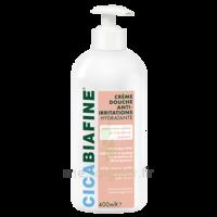 Cicabiafine Crème Douche Anti-irritations Bouteille Fl Pompe/400ml à SAINT-PRIEST