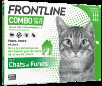 Frontline Combo Solution Externe Chat 6doses à SAINT-PRIEST