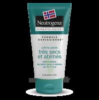 Neutrogena Crème pieds très secs et abîmés T/150ml à SAINT-PRIEST