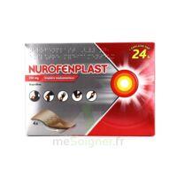 Nurofenplast 200 Mg Emplâtre Médic 4sach à SAINT-PRIEST