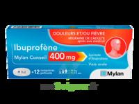 Ibuprofene Mylan Conseil 400mg, Comprimés Pelliculés à SAINT-PRIEST