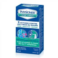 Physiomer Stop Virus Spray Buccal Fl/20ml à SAINT-PRIEST