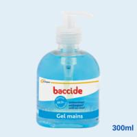 Baccide Gel Mains Désinfectant Sans Rinçage 300ml à SAINT-PRIEST