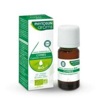 Phytosun Aroms Huile Essentielle Bio CyprÈs Fl/10ml à SAINT-PRIEST