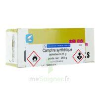 Cooper Camphre Tablettes 250g à SAINT-PRIEST
