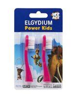Elgydium Recharge Pour Brosse à Dents électrique Age De Glace Power Kids à SAINT-PRIEST