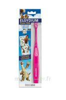 Elgydium Brosse à Dents électrique Age De Glace Power Kids (+ éco Taxe 0,02 €) à SAINT-PRIEST