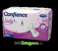 Confiance Lady Protection Anatomique Incontinence 4 Gouttes Sachet/14