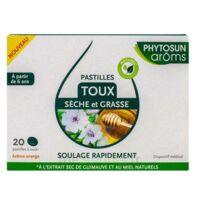 Phytosun Aroms Pastilles Toux B/20 à SAINT-PRIEST
