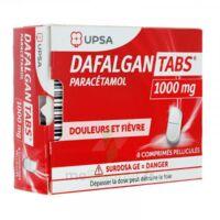 Dafalgantabs 1 G Cpr Pell Plq/8 à SAINT-PRIEST