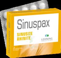 Lehning Sinuspax Comprimés à Croquer 3plq/20 à SAINT-PRIEST